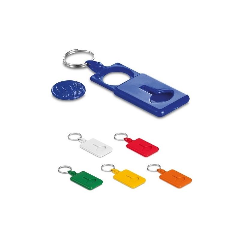 Porte-clés - Porte-clés jeton à prix grossiste