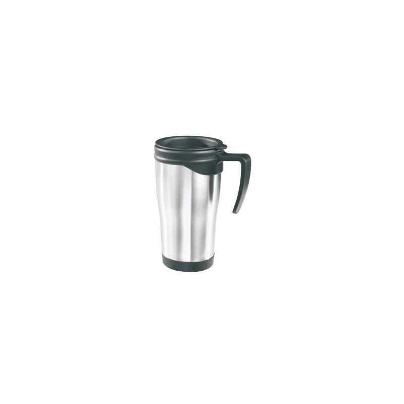 Mug isotherme ON THE WAY à prix grossiste - Mug de voyage à prix de gros
