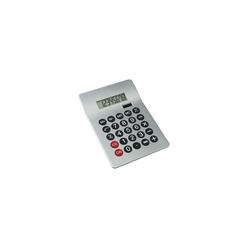 Calculatrice Dual Power GLOSSY à prix de gros - Economiseur à prix grossiste