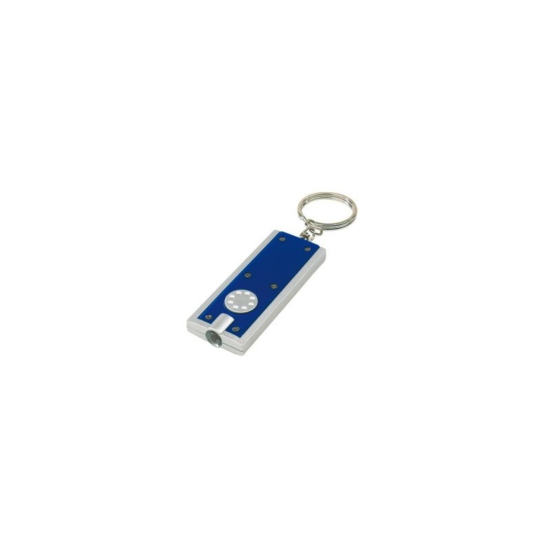 Porte-clés DEL LOOK - Porte-clés lumineux à prix grossiste