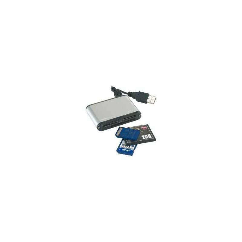 Lecteur de cartes mémoire 35IN1 - Lecteur de carte à puce à prix grossiste