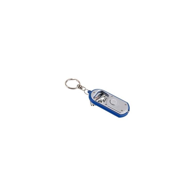 Porte-clés OPEN LIGHT à prix de gros - porte-clés décapsuleur à prix grossiste