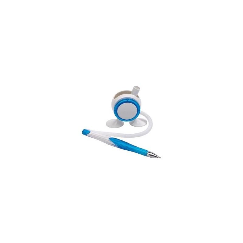 Support de stylo LEGGY à prix de gros - Stylo d'accueil avec support / socle à prix grossiste