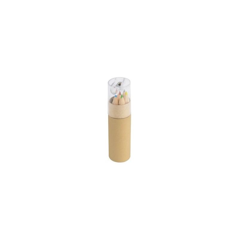 Ensemble de crayons SMALL CIRCLE - Trousse à stylos à prix grossiste