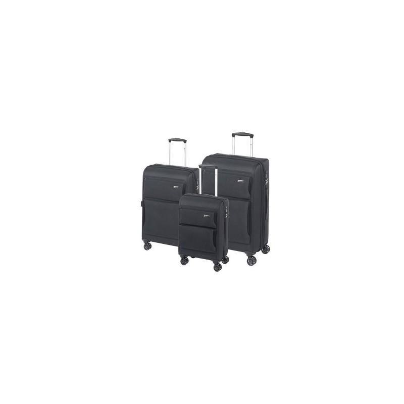 Set de valises MUNICH à prix de gros - Trolley à prix grossiste