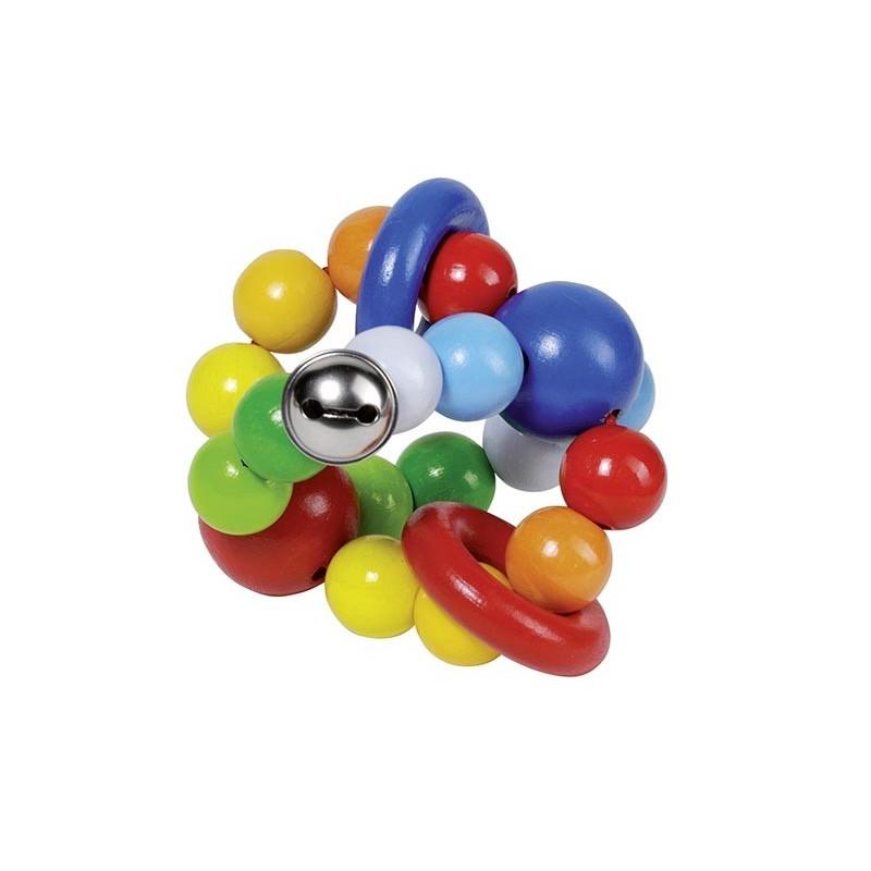 Hochet balle flexible - hochet à prix grossiste