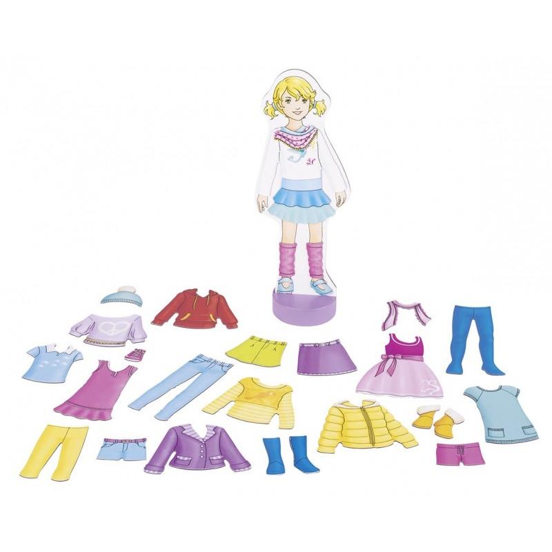 Poupée à habiller - accessoires de poupées à prix grossiste