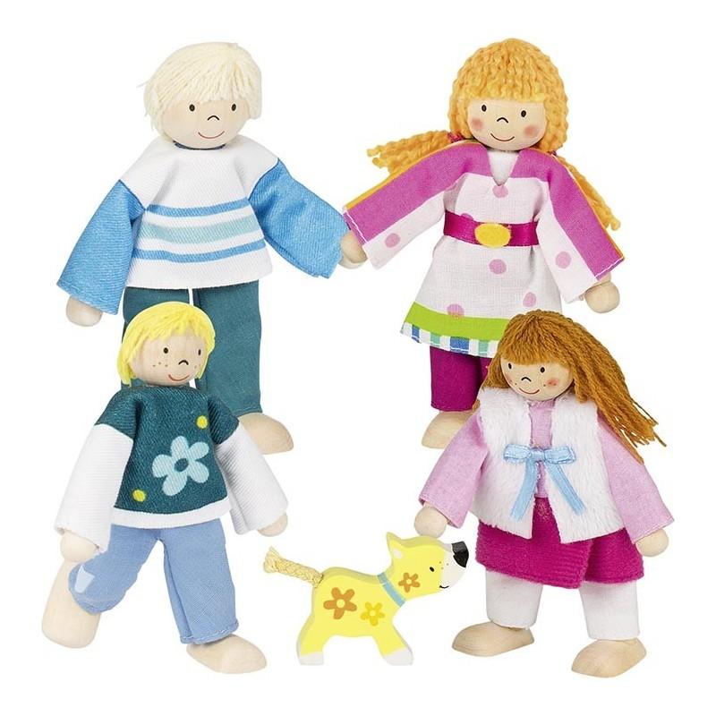 Famille, poupées flexibles, Susibelle - poupée à prix grossiste