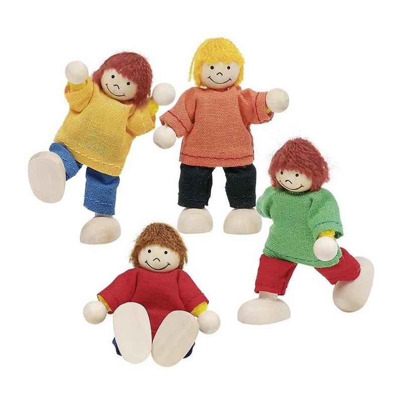 Poupées flexibles enfants à prix grossiste - poupée à prix de gros