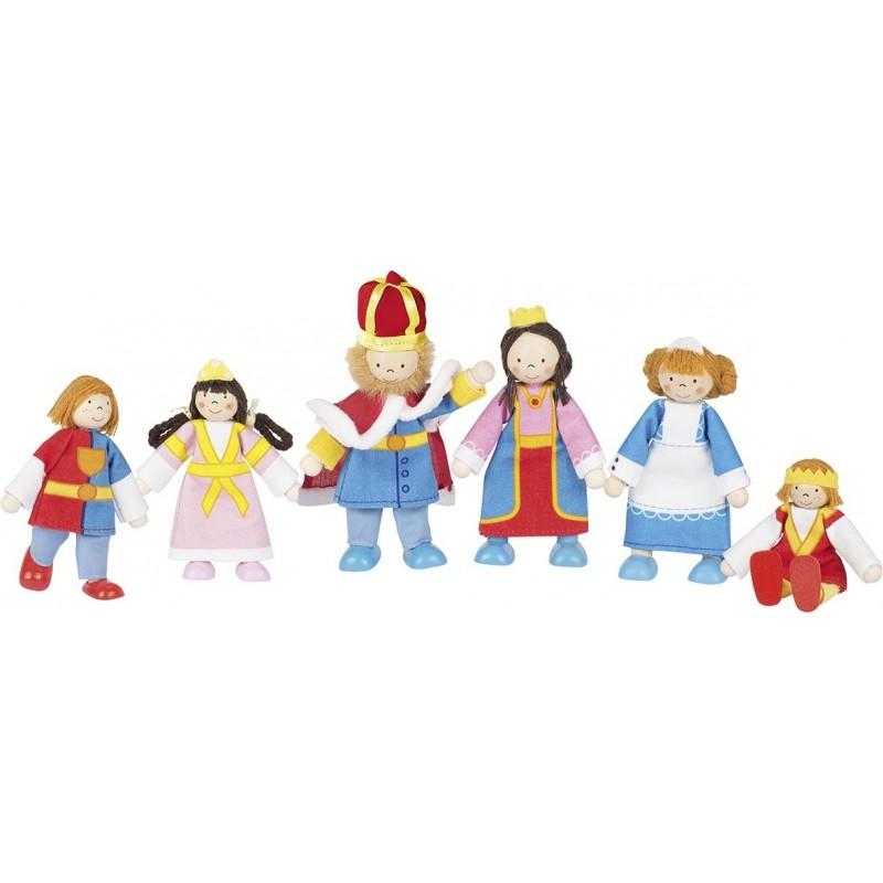 Poupées flexibles famille royale à prix de gros - poupée à prix grossiste