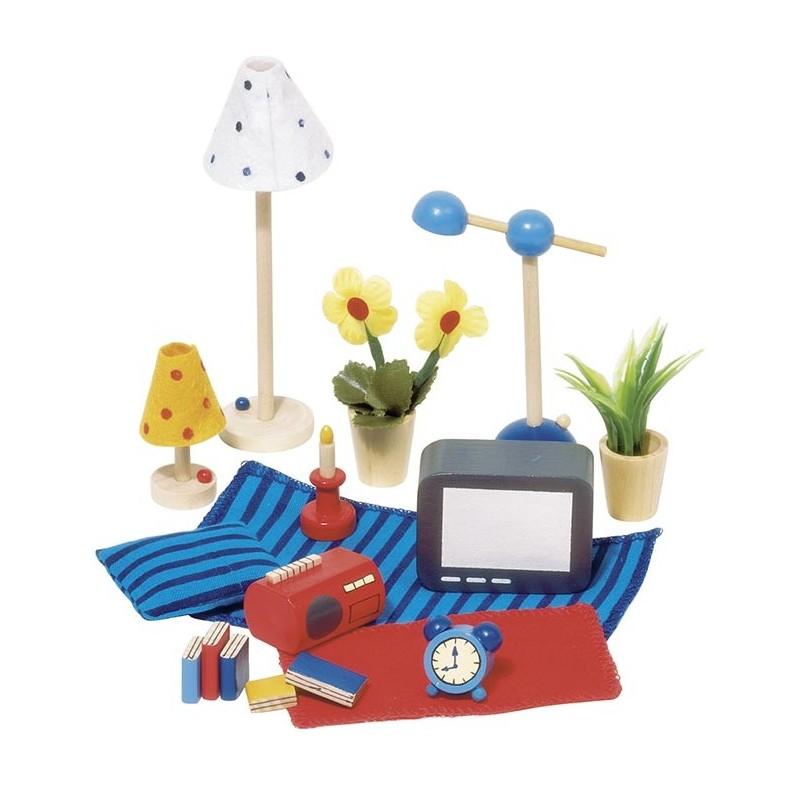 Accessoires Séjour et Chambre à coucher à prix grossiste - accessoires de poupées à prix de gros