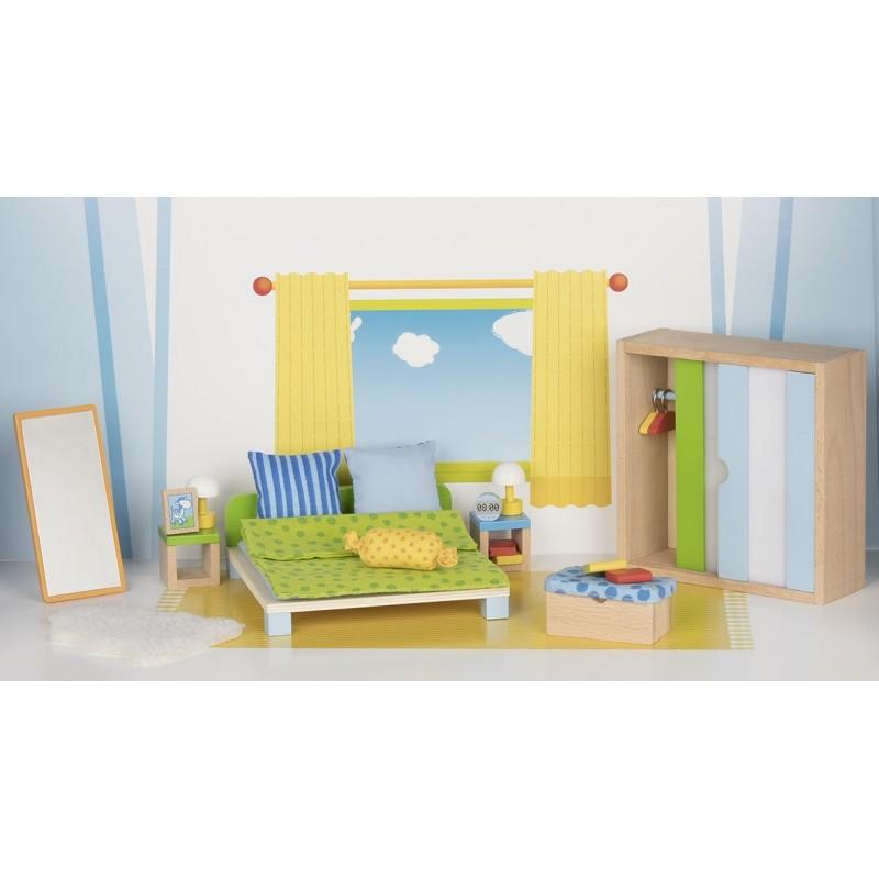 Meubles de poupées, chambre à coucher à prix grossiste - accessoires de poupées à prix de gros