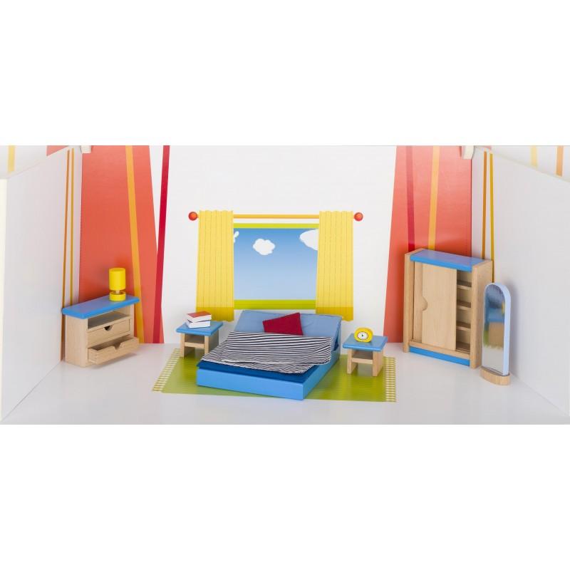 Meubles de poupées, chambre à coucher - accessoires de poupées à prix de gros