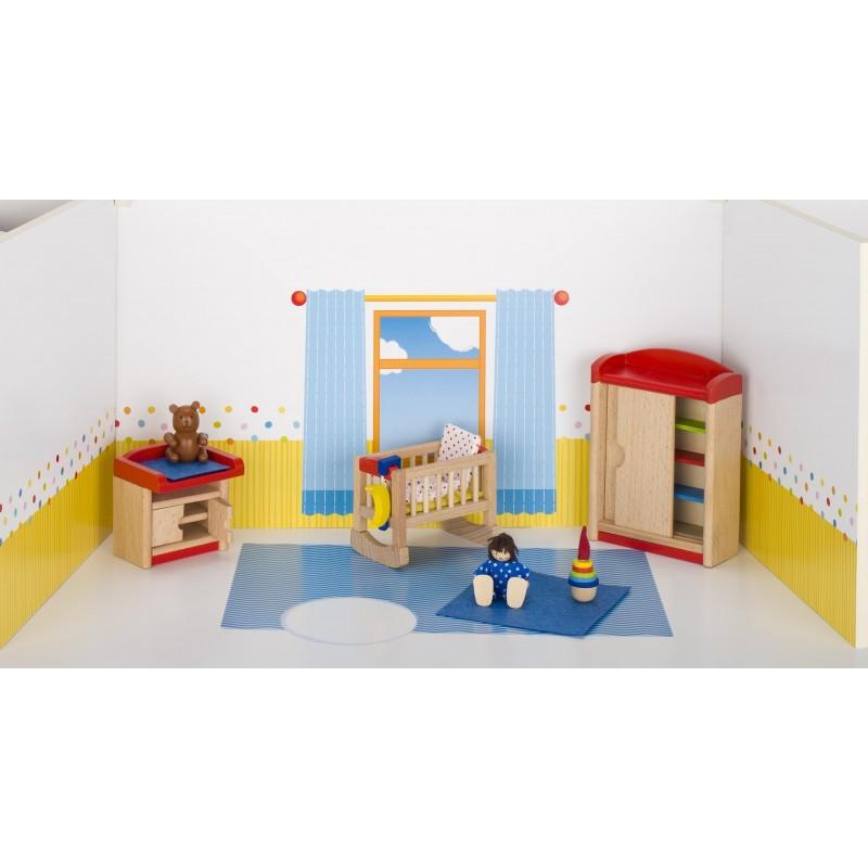 Meubles de poupées, chambre des enfants à prix de gros - accessoires de poupées à prix grossiste