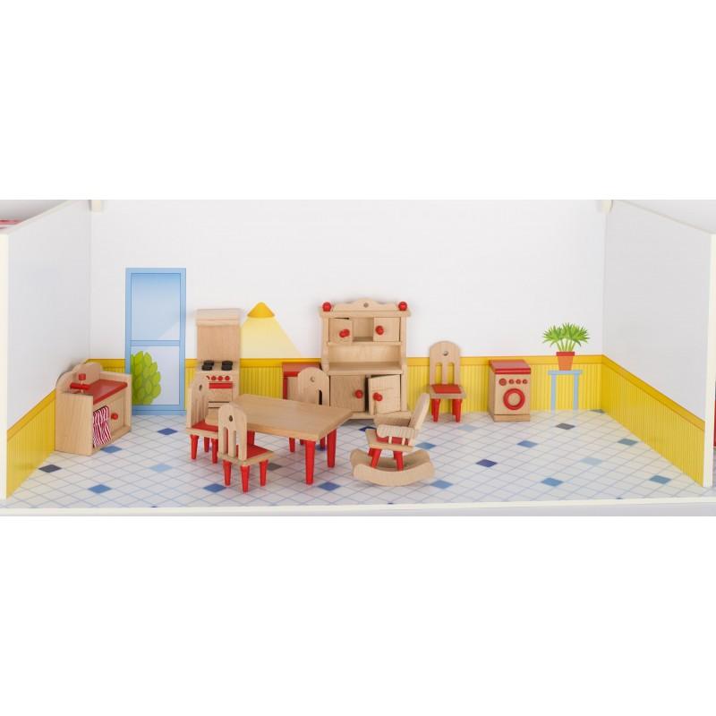Meubles de poupées, cuisine à prix de gros - accessoires de poupées à prix grossiste