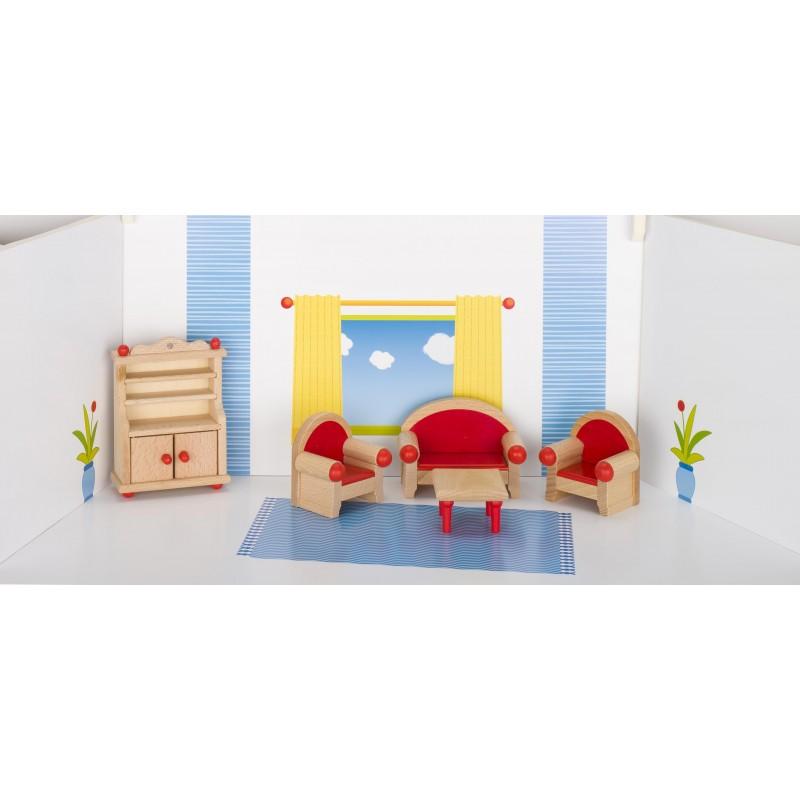 Meubles de poupées, séjour - accessoires de poupées à prix de gros