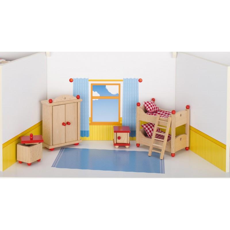 Meubles de poupées, chambre des enfants - accessoires de poupées à prix grossiste