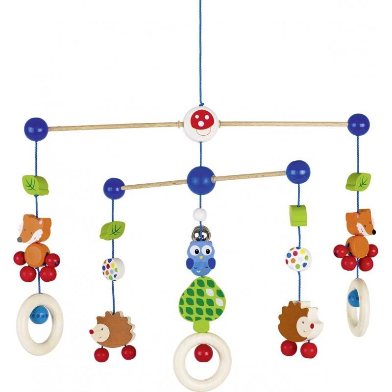 Mobile animaux de la forêt à prix de gros - mobile bébé à prix grossiste