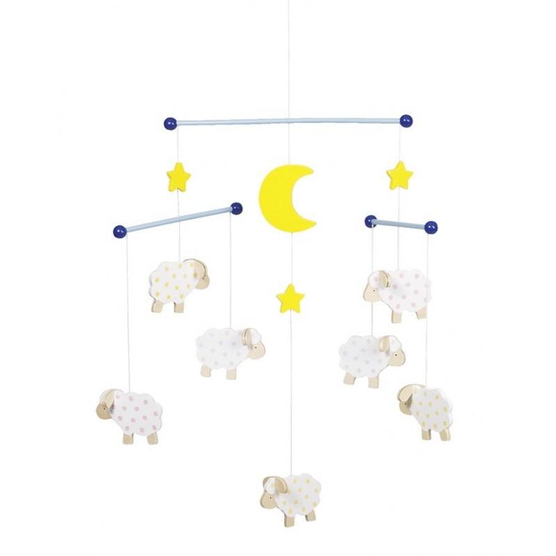 Mobile Moutons à prix de gros - mobile bébé à prix grossiste