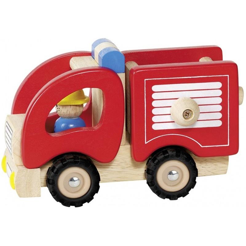 Camion de pompiers - Voiture miniature à prix de gros