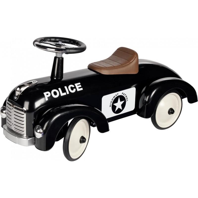 Porteur Police - voiture à pédales à prix grossiste