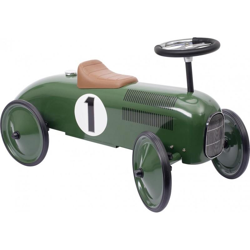 Porteur vert - voiture à pédales à prix grossiste