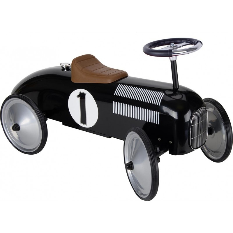 Porteur noir - voiture à pédales à prix de gros