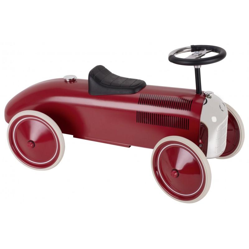 Porteur rouge - voiture à pédales à prix de gros