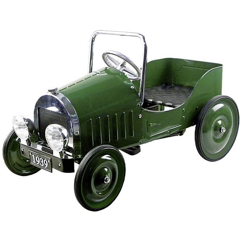 Voiture vert à pédales 1939  à prix de gros - voiture à pédales à prix grossiste