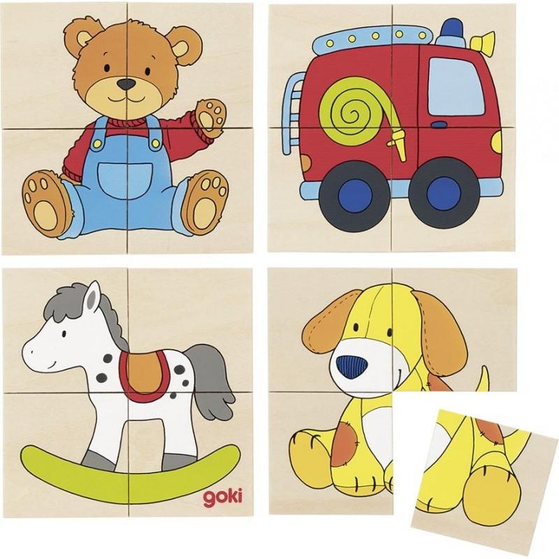 Karemo puzzle et mémo jouets à prix de gros - Puzzle à prix grossiste