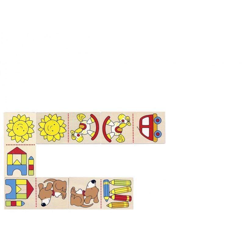 Mon premier jeu de dominos - Jeu de domino à prix de gros