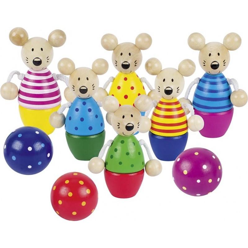 Speedy jeu de quilles des souris à prix grossiste - quilles à prix de gros
