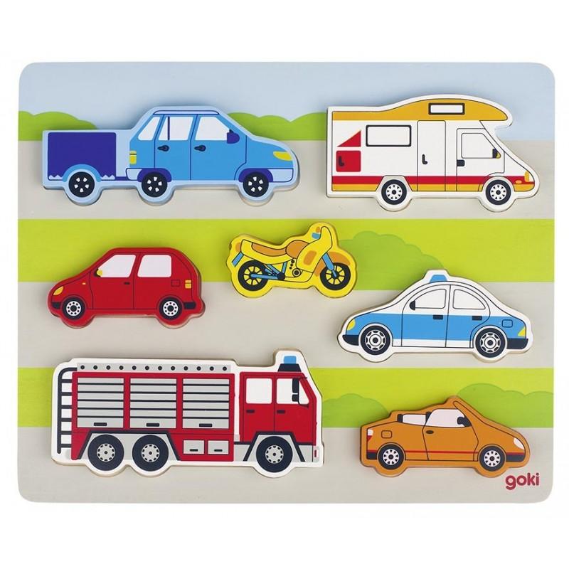 Puzzle, Sur la route à prix grossiste - puzzle en bois à prix de gros