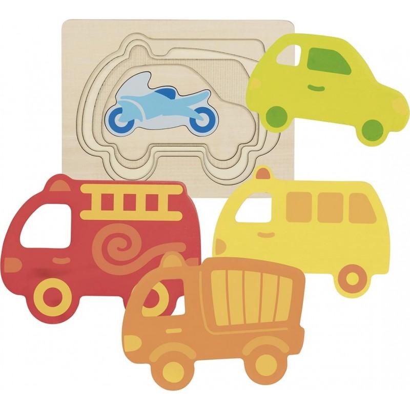 Puzzle à couches, véhicules à prix de gros - puzzle à couches à prix grossiste