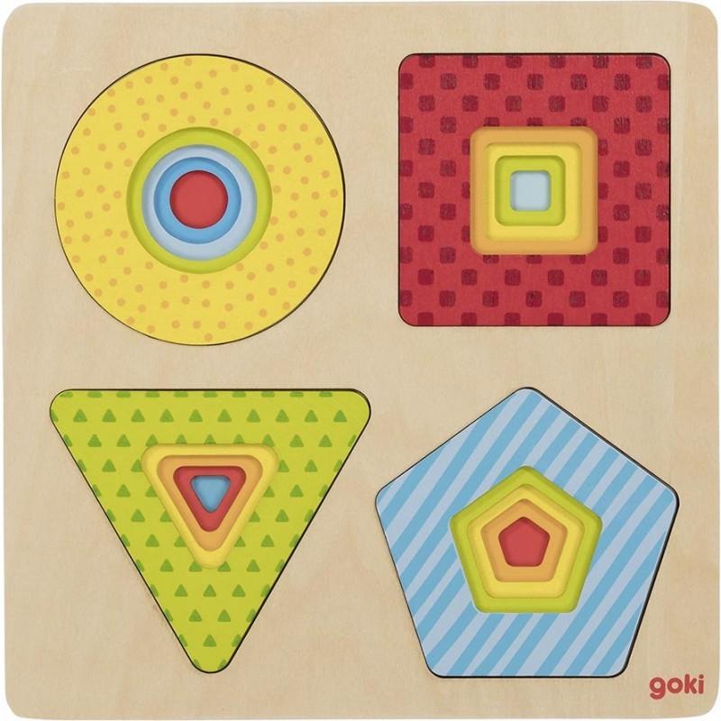 Puzzle à couches, formes à prix grossiste - puzzle à couches à prix de gros