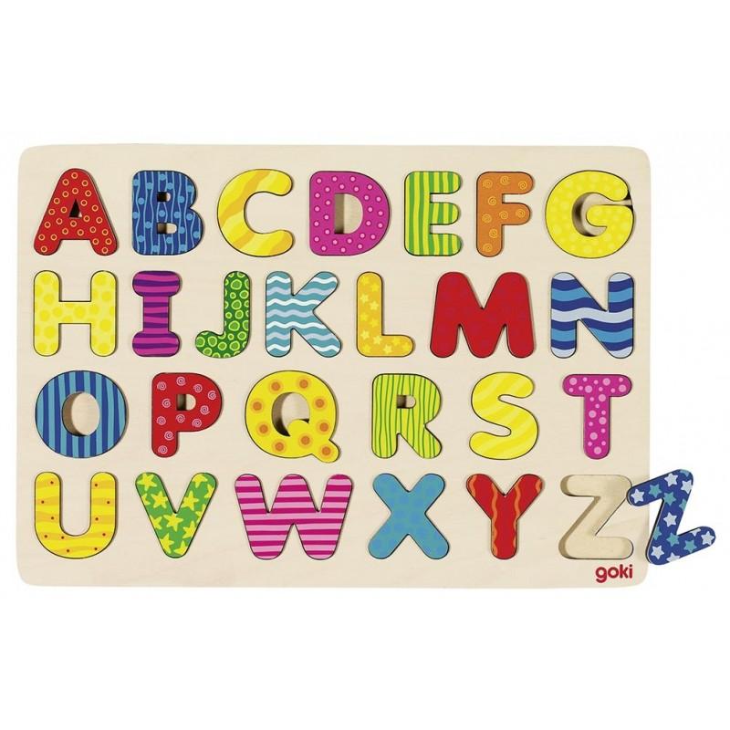 Alphabet puzzle à prix grossiste - puzzle alphabet à prix de gros