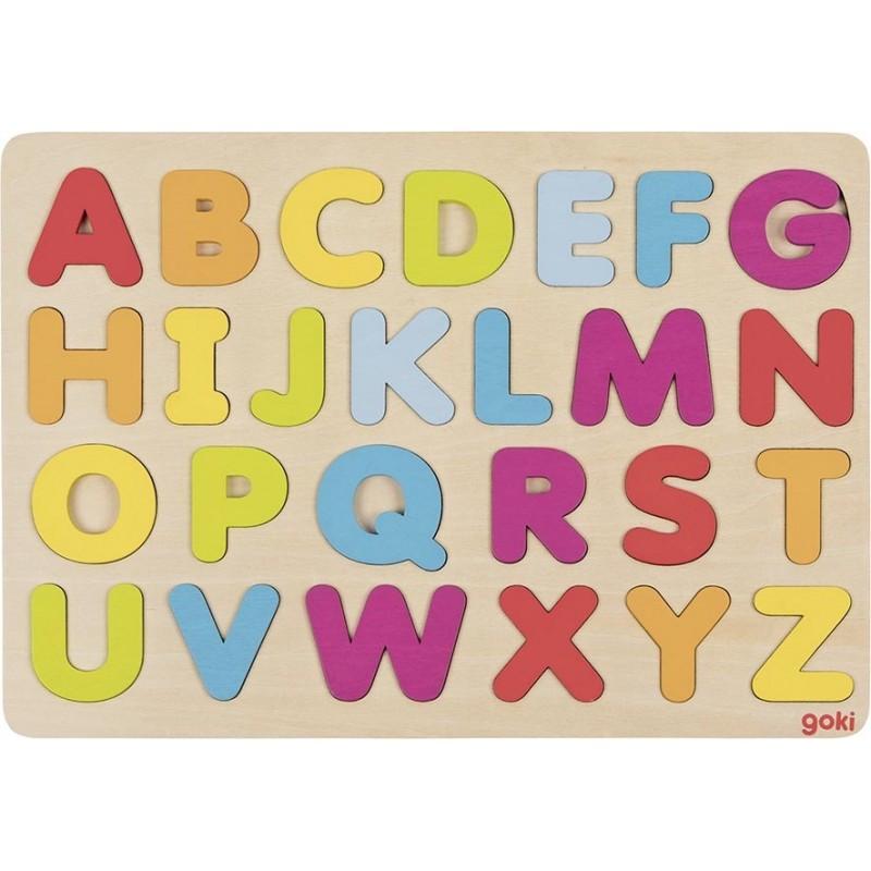 Alphabet puzzle - puzzle alphabet à prix de gros