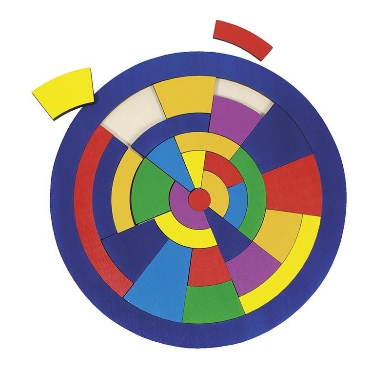 Puzzle Cercle à prix de gros - puzzle en bois à prix grossiste