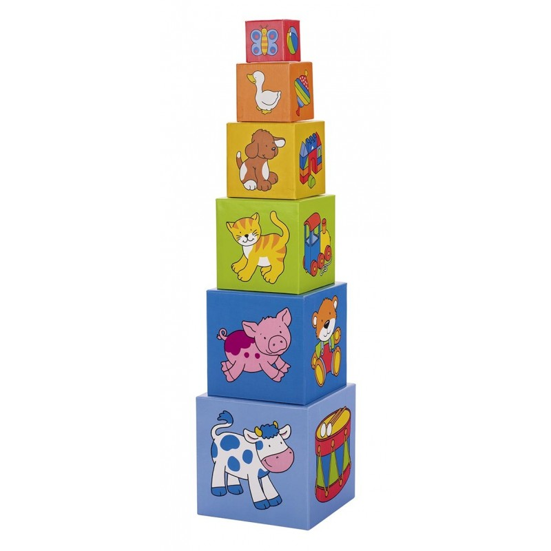 Cubes à empiler à prix grossiste - Cube à prix de gros