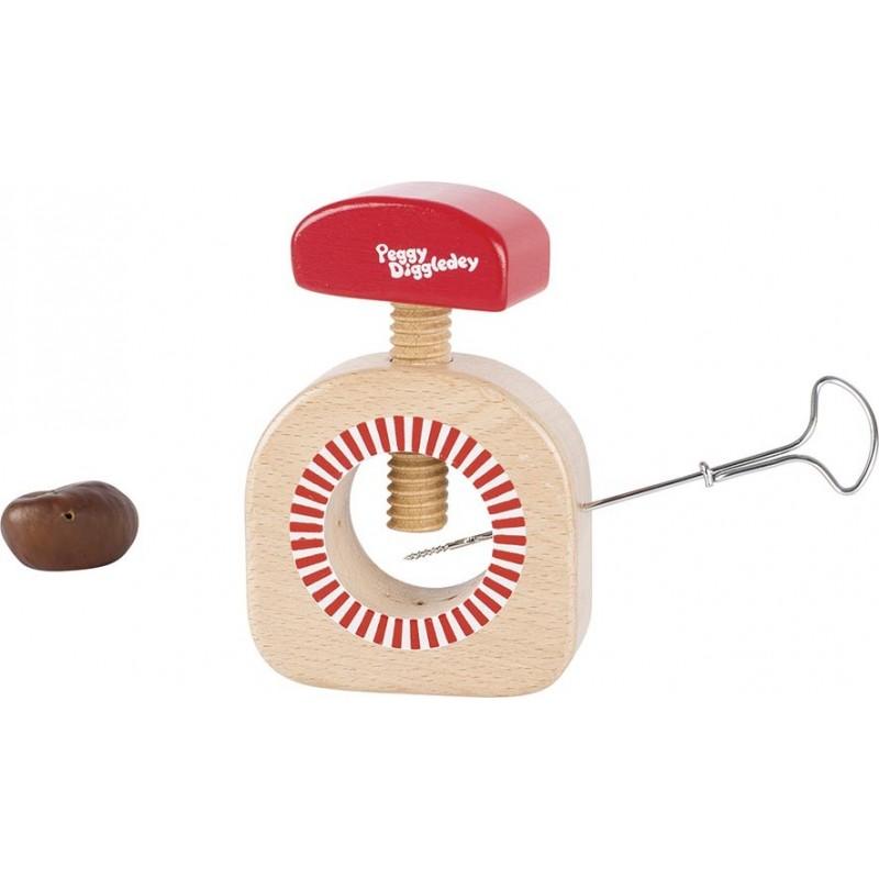 Perceuse à marrons casse-noix, Peggy Diggledey à prix de gros - Casse-noisettes à prix grossiste