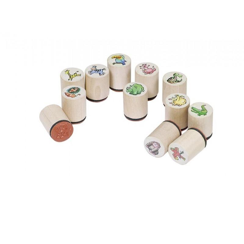 Tampons encreurs animaux à prix grossiste - tampon encreur à prix de gros