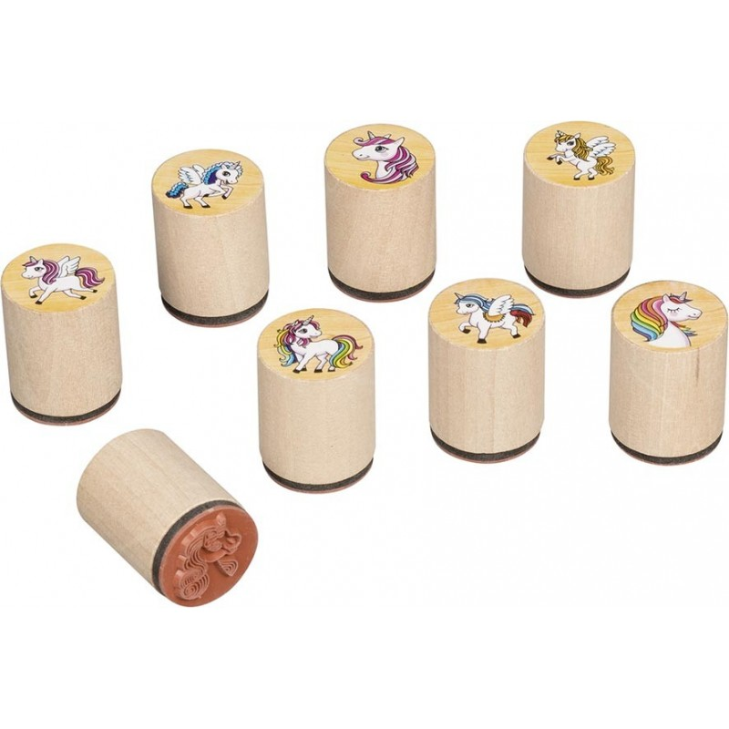 Tampons encreurs licorne - tampon encreur à prix grossiste