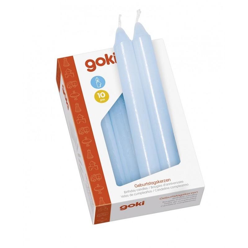 Set de bougies anniversaire pour GK 106, GK 108, 55985, - Bougie à prix de gros