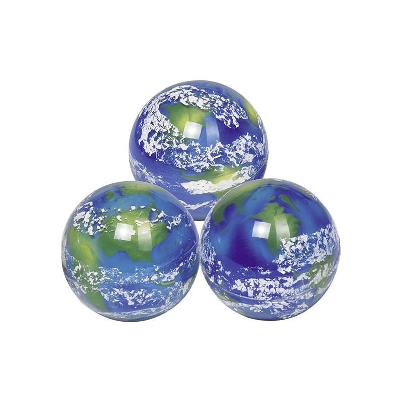 Balle rebondissante terre à prix de gros - Balle rebondissante à prix grossiste
