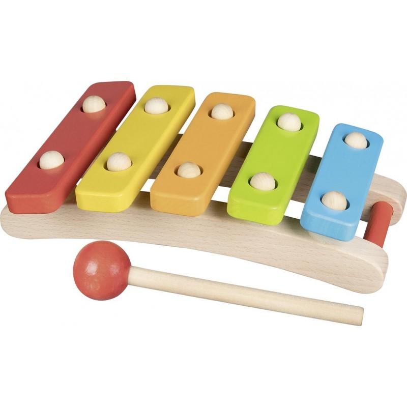 Xylophone avec 5 tons à prix de gros - xylophone à prix grossiste