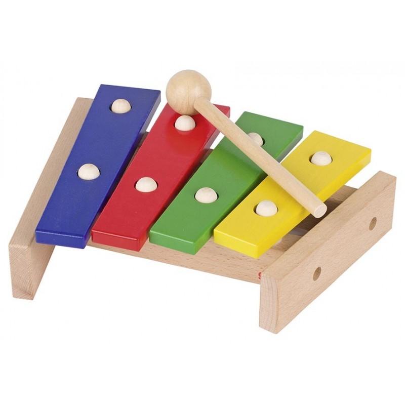 Xylophone avec 4 tons - xylophone à prix grossiste