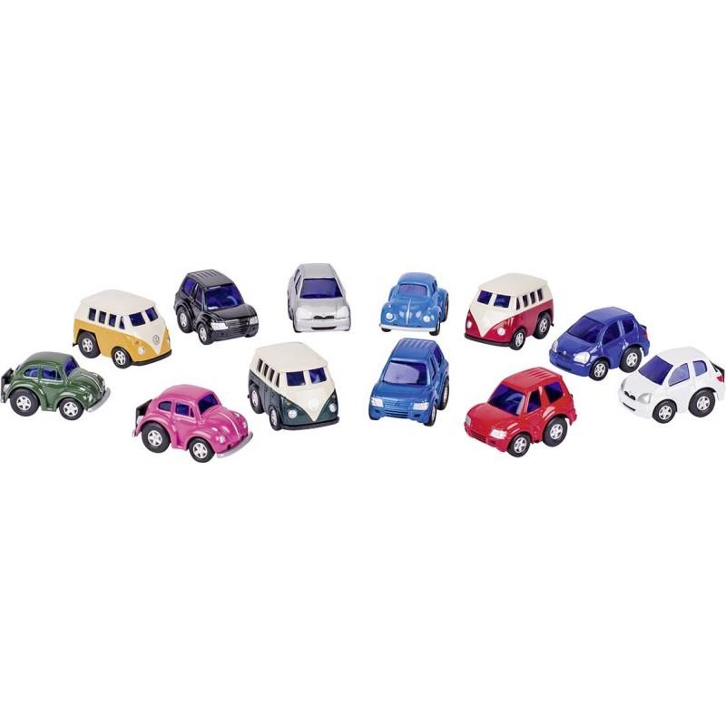 Mini Racer II en métal, L 5 cm à prix grossiste - Voiture miniature à prix de gros