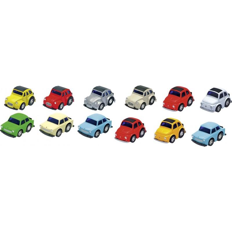 Mini Racer III en métal, L 5 cm à prix de gros - Voiture miniature à prix grossiste