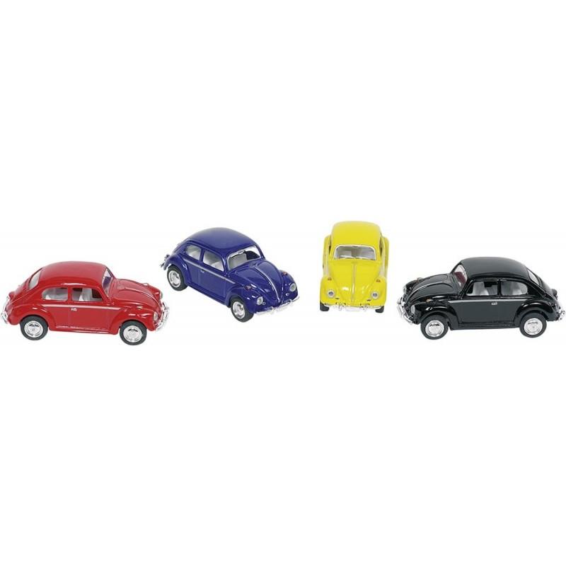 Volkswagen Coccinelle 1967, en métal, 1:64, L 6,5 cm à prix de gros - Voiture miniature à prix grossiste