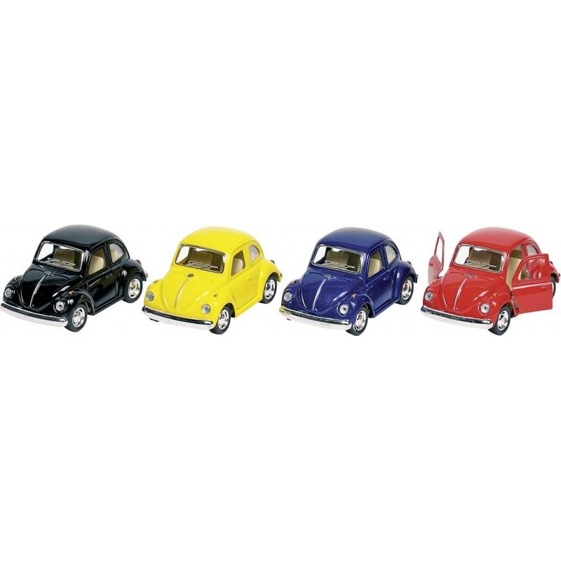 Volkswagen Coccinelle 1967, en métal, L 10 cm - Voiture miniature à prix de gros